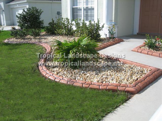 Custom landscaping landscape design tampa for Landscape design tampa