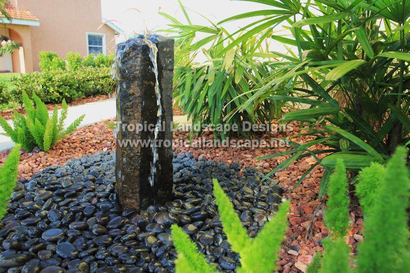 Home garden designs landscape design tampa for Landscape design tampa